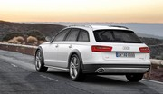Nouvelle Audi A6 Allroad Quattro 2012