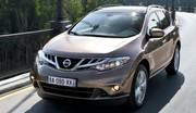 Essai Nissan Murano 2.5 dCi : L'exotisme en moins