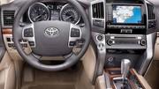 Toyota Land Cruiser V8 : Petit coup de bistouri pour Bruxelles !