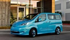 Nissan eNV 200 : Sus à la Prius +