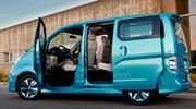 Le Nissan e-NV200 séduit plus par sa technologie que son style