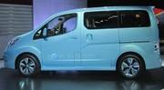 eNV 200 : le second modèle électrique de Nissan
