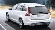La Volvo V60 hybride à 57000 euros