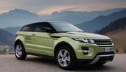 Essai Land-Rover RR Evoque : La preuve par deux !
