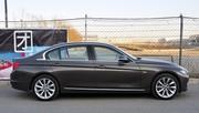 BMW Série 3: très bientôt rallongée pour la Chine