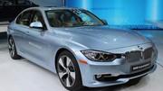 La BMW ActiveHybrid 3 relie son GPS à sa motorisation