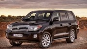 Restylage pour le Toyota Land Cruiser V8