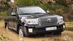 Toyota Land Cruiser V8 restylé