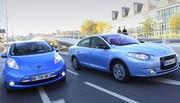 Essai Nissan Leaf vs Renault Fluence Z.E. Expression : Match d'avenir ?