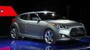 Hyundai Veloster Turbo et Genesis Coupé