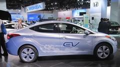 Elantra électrique : concept ou prochain modèle pour Hyundai ?