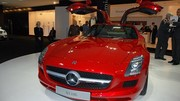 Mercedes SLC : le petit SLS uniquement sous blason AMG ?