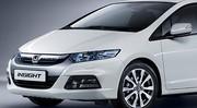 Les tarifs de la Honda Insight améliorée