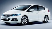 Honda Insight restylée : les tarifs