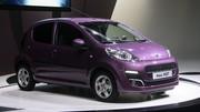 Peugeot 107 restylée : les tarifs sont en ligne