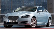 Jaguar XF : un nouveau moteur Diesel