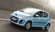 Les prix de la nouvelle Citroën C1 2012