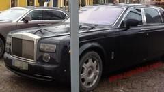 Rolls Royce Phantom: petite toilette à venir