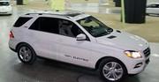 Les voitures écologiques au salon de Detroit 2012