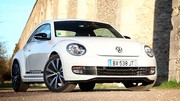 Essai Volkswagen Coccinelle : Pour le plaisir