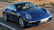 Essai Porsche 911 Carrera S (Type 991) 2012