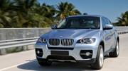 Le BMW X6 ActiveHybrid tire sa révérence en toute discrétion