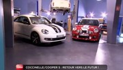 Emission Turbo : spécial Singapour, Mercedes ML63 AMG, VW Coccinelle vs Mini Cooper S