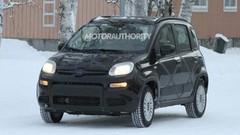 Fiat Panda 4x4 (2012) : premières photos