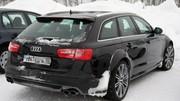 L'Audi RS6 se montre sans fard
