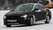 Future Mercedes CLC: surprise en classe de neige