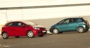 Essai : les Toyota Yaris et Kia Rio attaquent les références européennes de front