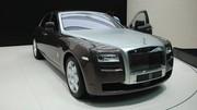 Rolls-Royce Ghost : les clients l'aiment personnalisée !