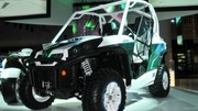 Can-Am eCommander : Loisirs verts