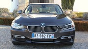 Essai BMW 320d EfficientDynamics
