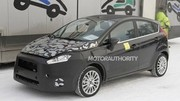 Ford Fiesta restylée : premières photos