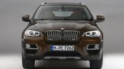 BMW présente le X6 restylé