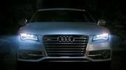 Super Bowl 2012 : les vampires roulent en Audi S7 Sportback !