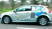 Deux Volvo C30 Electric pour véhiculer les journalistes de M6