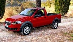 Nouvelle Fiat Strada: un petit pick-up pour l'Europe