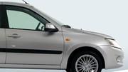 Très bientôt une Lada sur une base Renault