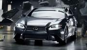 Super Bowl 2012 : Lexus GS, The Beast !