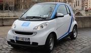 Auto partage : Car2Go débarque à Lyon