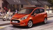Ford B-Max : Essai transformé