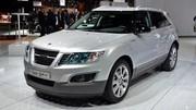 Saab 9-4X : le projet récupéré par General Motors ?
