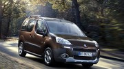 Restylage Peugeot Partner : Partenariat respecté
