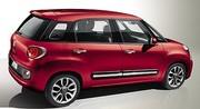 La Fiat 500L a t-elle fait attention à son poids ?
