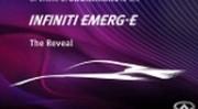 Infiniti Emerg-e : concept électrique