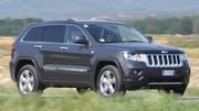 Malus réduit pour le Jeep Grand Cherokee V6, homologué superéthanol