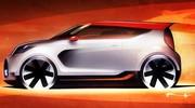 Kia mise sur la sportivité avec son concept-car Track'ster