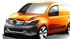 Voici le Mercedes Citan ou le Renault Kangoo de Mercedes!